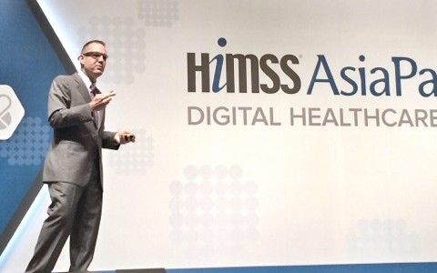 HIMSS Asia Pacific 2014