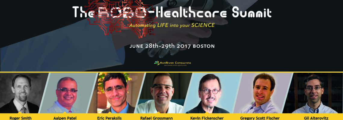 The ROBO-Healthcare Summit